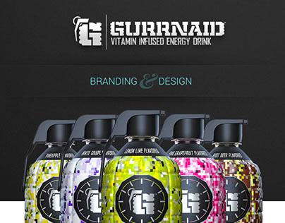 Gurrnaid Branding & Design