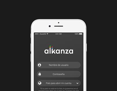 Alkanza App