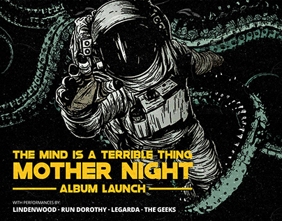 Mother Night Launch Poster