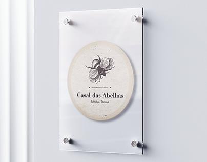 Casal das Abelhas | Branding