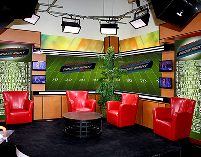 Football Friday Night & FFN Xtra backgrounds