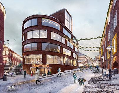 Stockholm Christmas mood