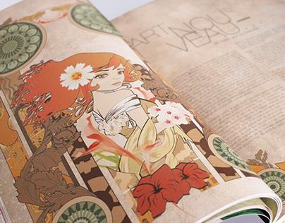 Art Nouveau - BG Magazine