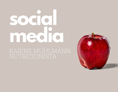 Social Media | Nutricionista