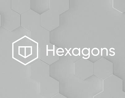 Hexagons | Logo & Brand Identity