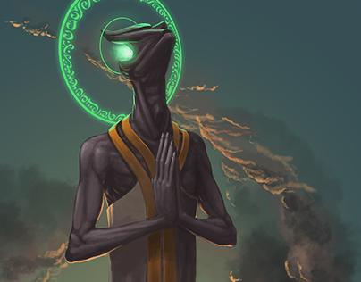 Alien Cultrue