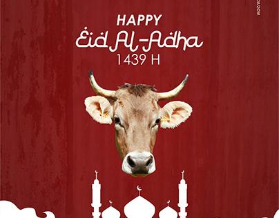 Happy Eid Al-Adha 1439 H