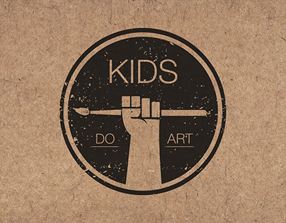 Kids do Art - Logo vs.2