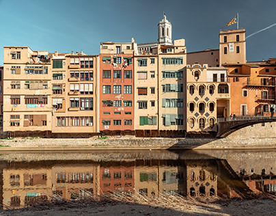 Girona, Catalunya: in times of independence