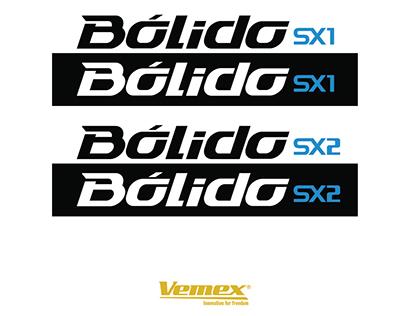 Identidade Visual desenvolvida para Handbike da Vemex