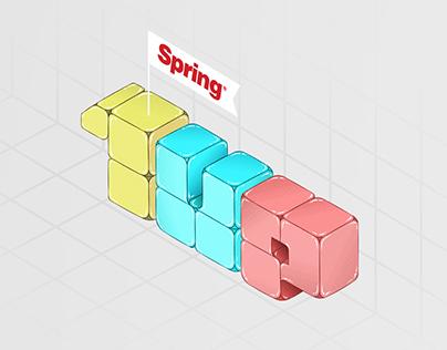Spring 1UP