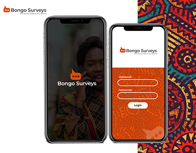 Bongo Surveys Branding, Logo usage and Artifacts.