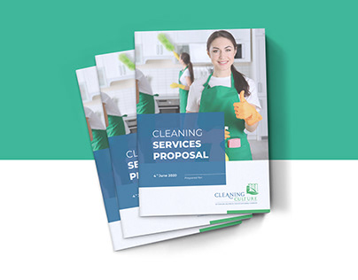 Cleaning Service Proposal