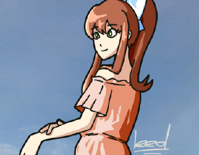 Just Monika~