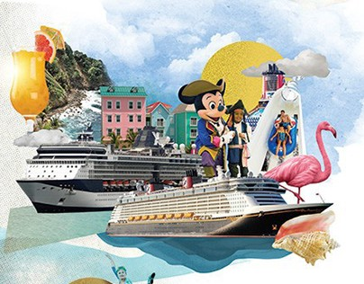 A cruise this year? Nazario Graziano Redbook Magazine