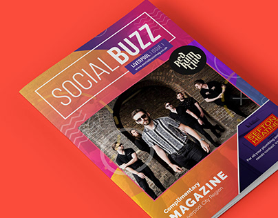 Social Buzz Magazine - Issue 1