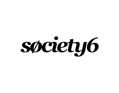 Society6 | School Project