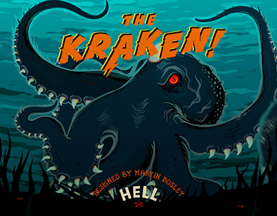 Hell Pizza: The Kraken