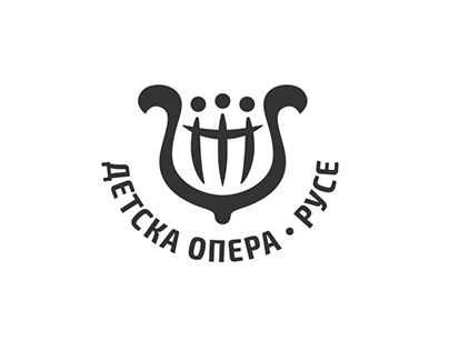Children's Opera Ruse   Logo Design