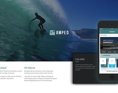 Surf Tournament Application