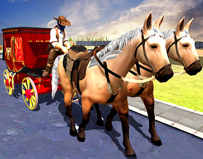 2019 Horse Taxi Game