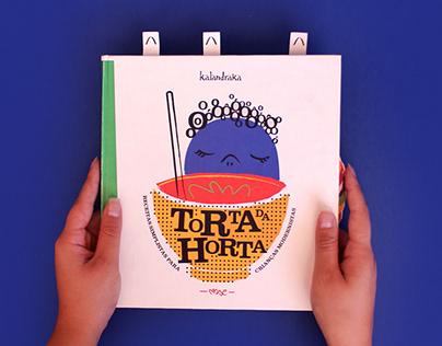 Children's Book | Torta da Horta