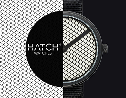 HATCH WATCHES Branding