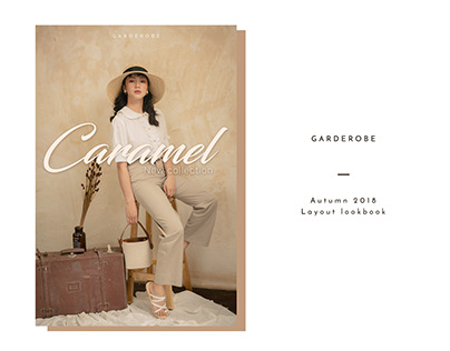 Caramel lookbook
