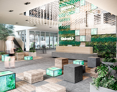 GLOBANT OFFICES // BUENOS AIRES
