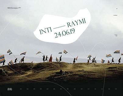Cusco   Inti Raymi. Sistema Estratégico N03
