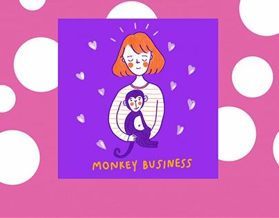 พี่สาว-Monkey Business Mixed by Veerapat