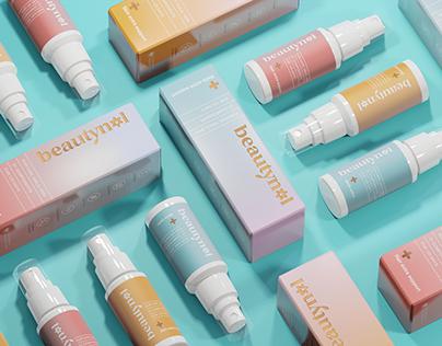 Beautynol – food supplement (Logo / Packaging)
