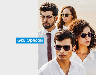 GKB Opticals Campaign