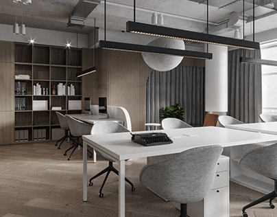 Linco Building | Office Design