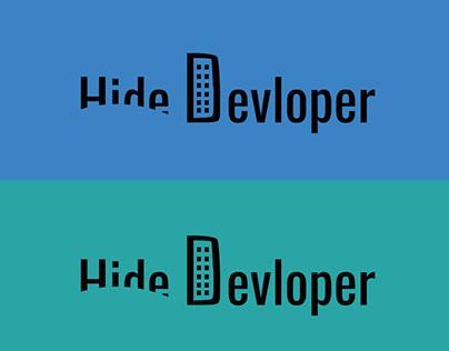 Hide Devloper