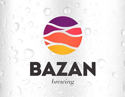 Bazan Brewing - Branding