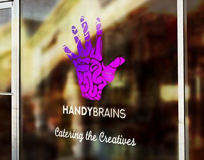 Handybrains | Brand Identity