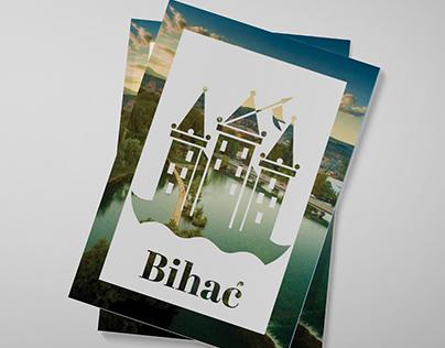 Brochure created for Bihać, Bosnia and Herzegovina
