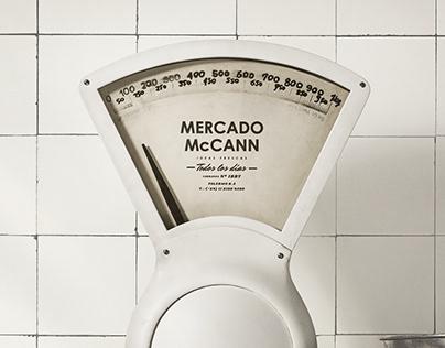 Mercado McCann Branding