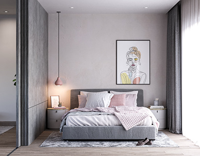 Apartment Design for singles and couples
