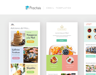 Practisis - Email Templates
