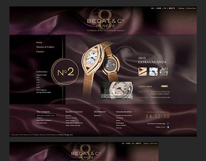 Bedat Official Website