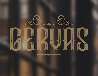 GERVAS - Brand Identity