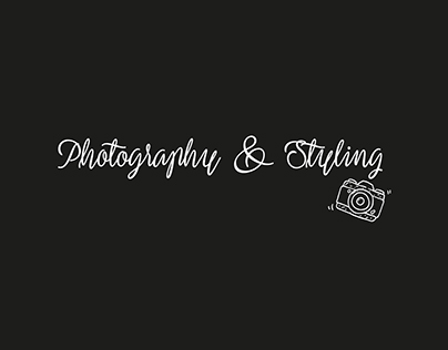 Photography and Styling