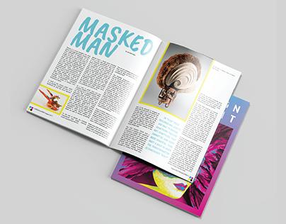 Design & Print Editorial Project