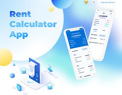 Rent Calculator App