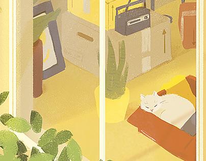 Illustration: new adventure