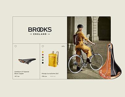 E-commerce. Brooks England