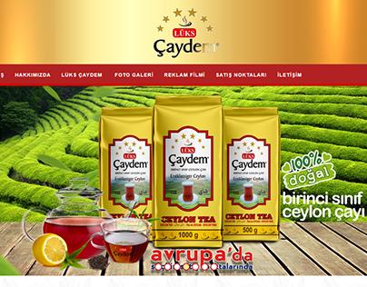 Lüks Çaydem Tea