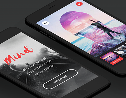 Mind — video app concept